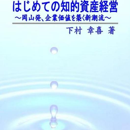 【DL版】初めての知的資産経営