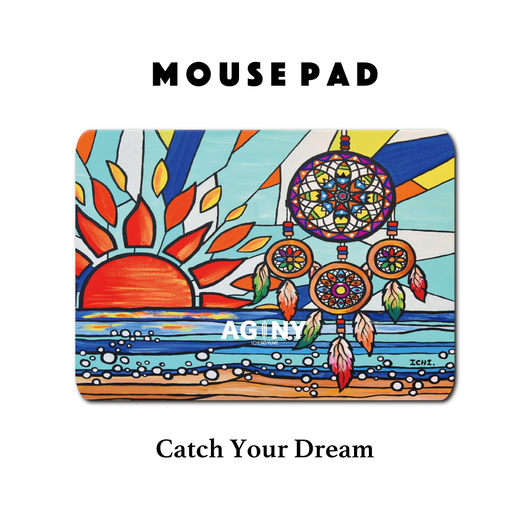 Mouse Pad マウスパッド 〝Catch Your Dream〟