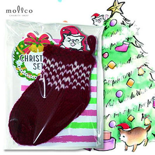 クリスマスギフトセット【猫】BIG size