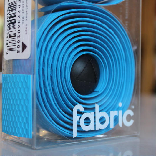 Fabric Silicone bartape 【BLUE】