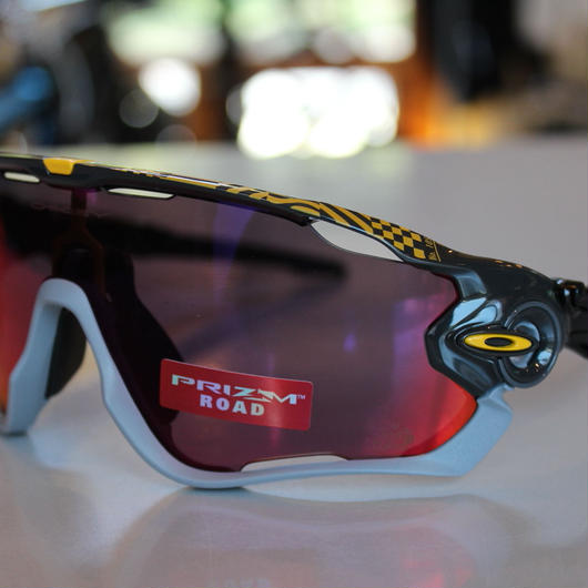 OAKLEY JAWBREAKER 【TOUR DE FRANCE COLLECTION】