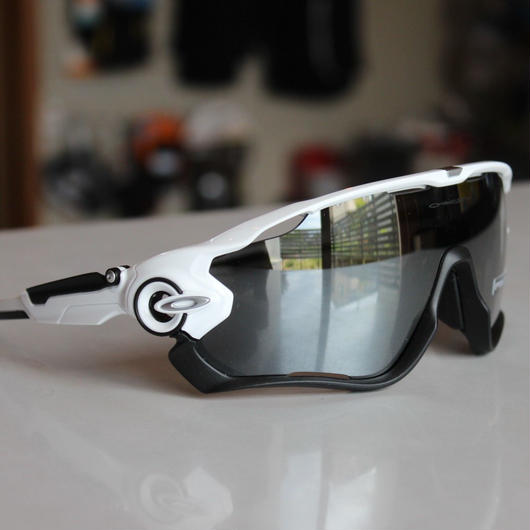 OAKLEY JAWBREAKER 【POLISHED WHITE】