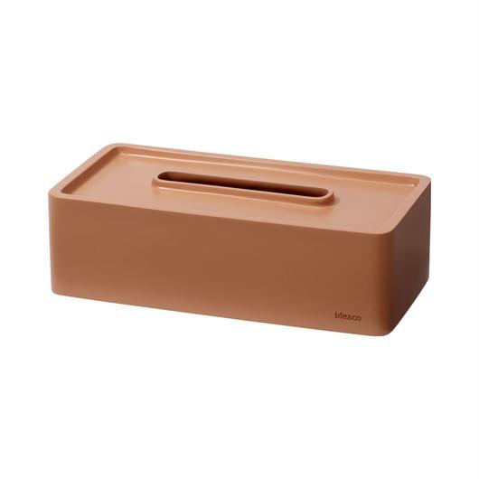 ティッシュケース granroof  ソイル