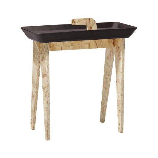 サイドテーブル Tiny Walk ブラウン