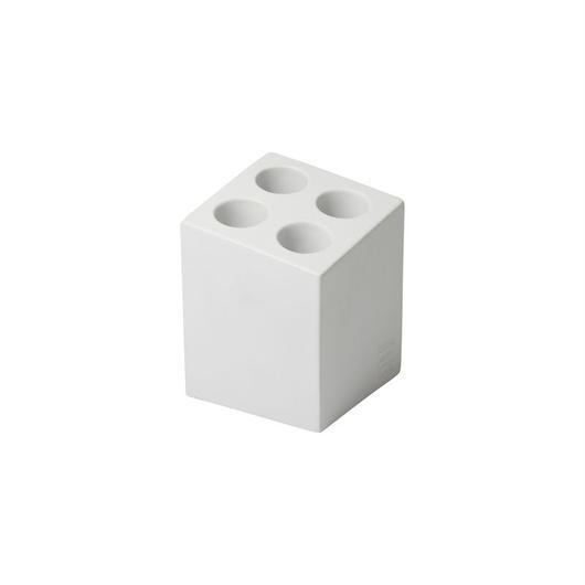 mini cube マットホワイト