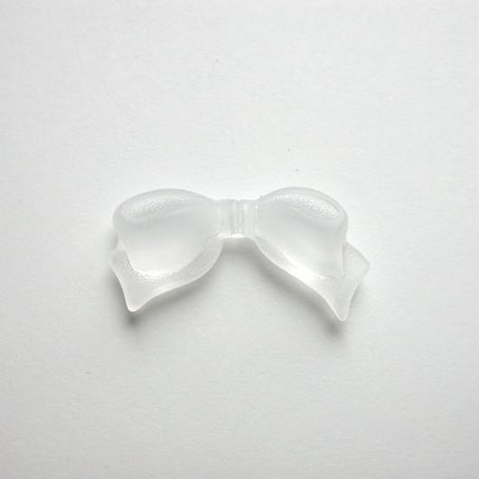 リボンビーズ(FJ369 スリホワイト) 【2個セット】