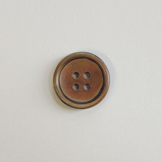 水牛ボタン 22mm (JB615033)