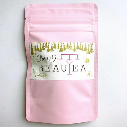 薬膳茶*Beauty BEAUTEAティーバッグ3個入りプチパック(ピンク)2点まで郵送
