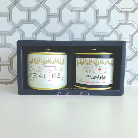 薬膳茶BeautyBEAUTEA&薬膳グラノーラクランチBOXセット