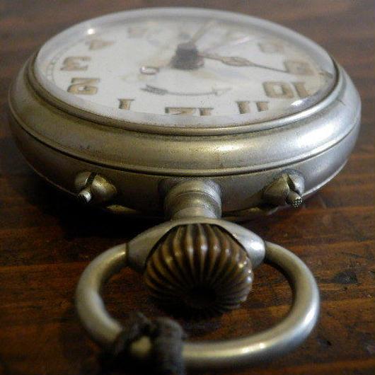 【古道具001】懐中時計ジャンク