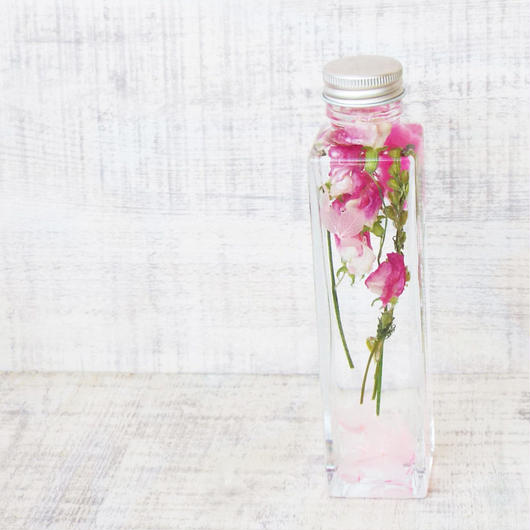 Mother'sDayアレンジメントM【ハーバリウム】/pink