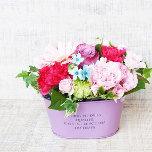 Mother'sDayアレンジメントM【生花】/pink