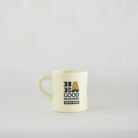 Noritake×BE A GOOD NEIGHBOR COFFEE KIOSK|オリジナルダイナーマグ