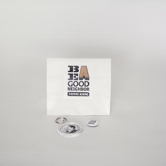 Noritake×BE A GOOD NEIGHBOR COFFEE KIOSK|プチギフトセット