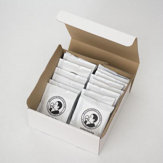 DRIP BAG COFFEE BOX 15P|ドリップバッグコーヒーボックスセット15個