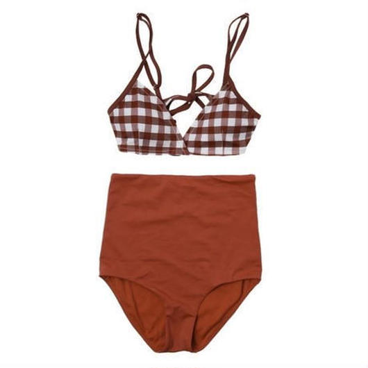 2way - new retro lattice bikini