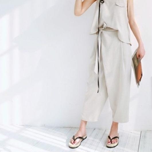 harem style linen pants
