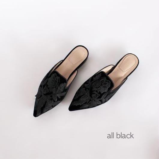 baotou petals slippers