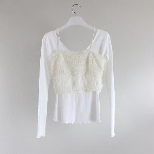 lace small sling 2pcs suit
