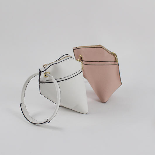 2color-big ring 2 way bag