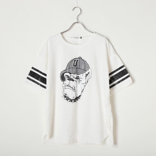 U are bulldog t-shirt