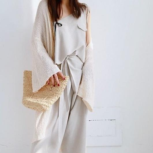 sunscreen loose long cardigan