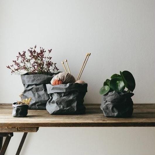 craft paper bag set