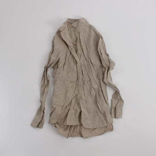 darkwind linen shirt