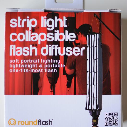 Round Flash ストリップライト