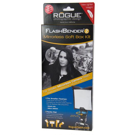 ROGUE Flash Bender2 ミラーレス ソフトボックス キット