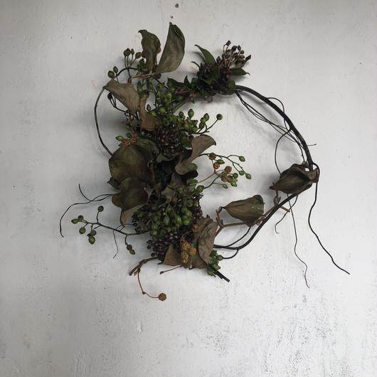 実の枝みせリース