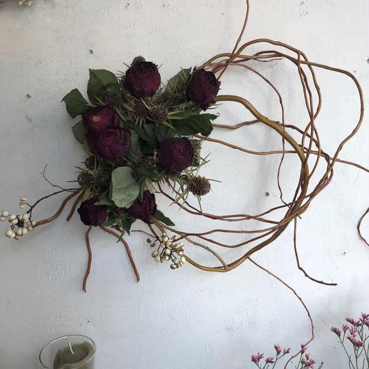 バラのリース
