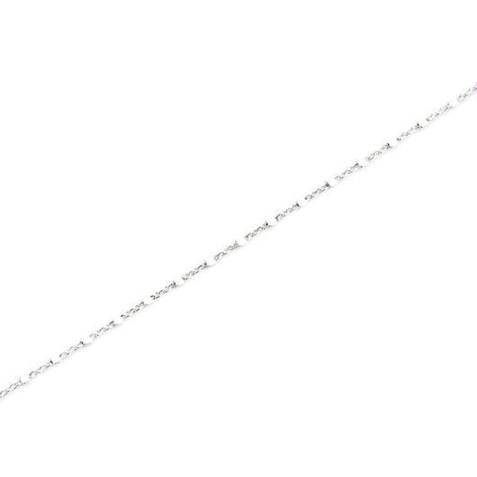GN06 / GALISFLY Sparkling Silver チョーカー/シルバー【イスラエル】