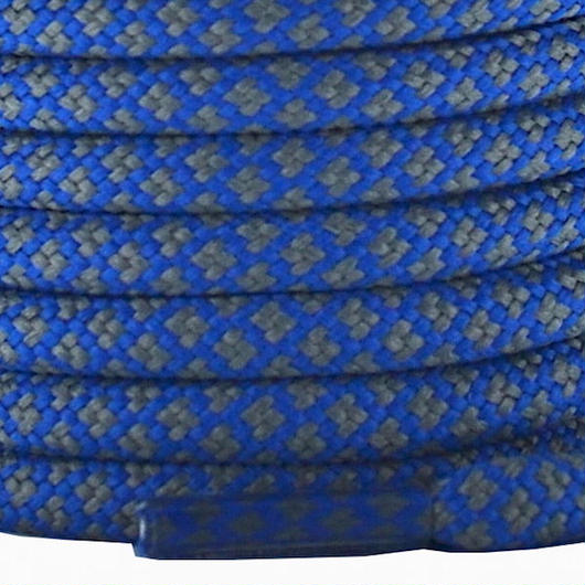 "ROPE LACES MIX ""SLATEGRAY/BLUE"""
