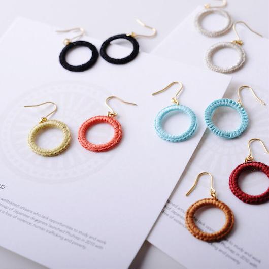 SINピアス  /Pierced Earring Sin