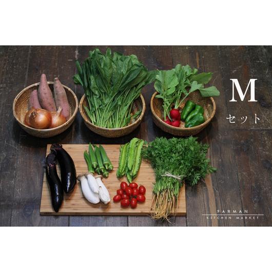 Mセット(9~11種類のお野菜)