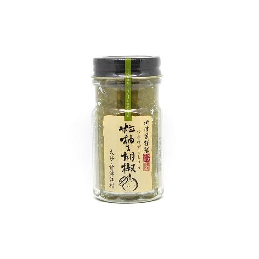 川津食品 粒柚子胡椒 青 60g