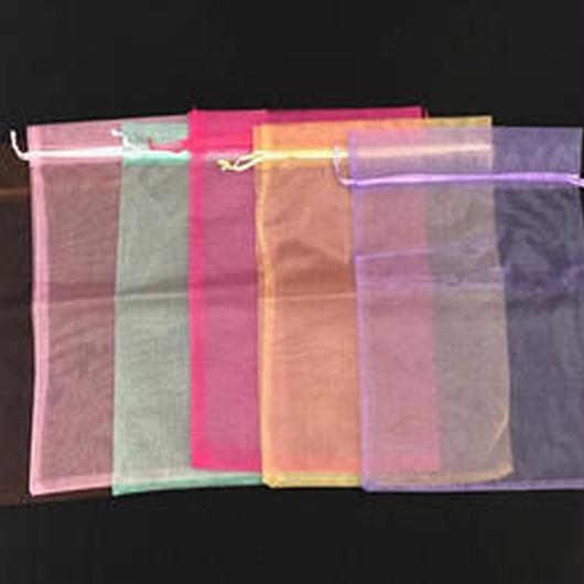 オーガンジー巾着袋 XL 1セット5枚入