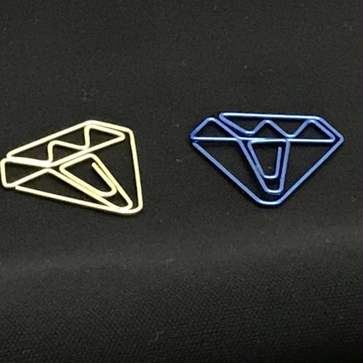 ダイヤモンド型 クリップ