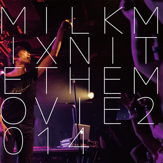【在庫残りわずか!!!】【DVD】MILKMIX NITE THE MOVIE 2014