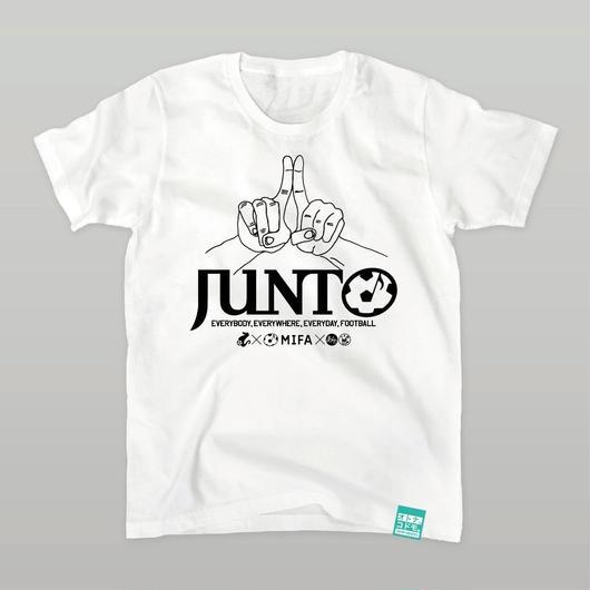 2018デフサッカー・デフフットサル日本代表応援企画チャリティTシャツ