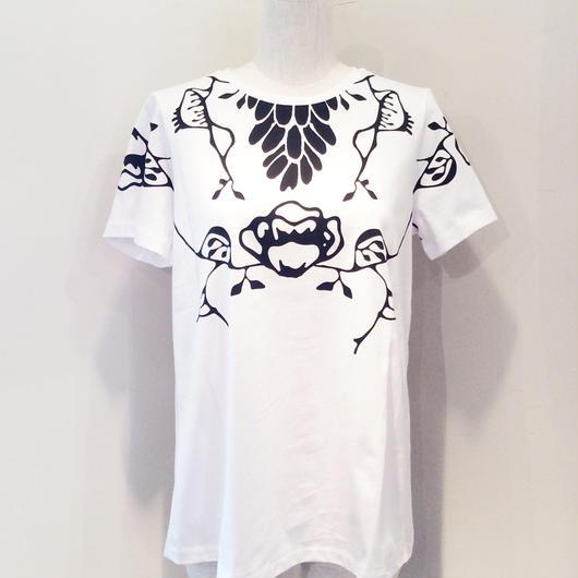 DOROTHEE SCHUMACHER (ドロシーシューマッハ)print T-shirt