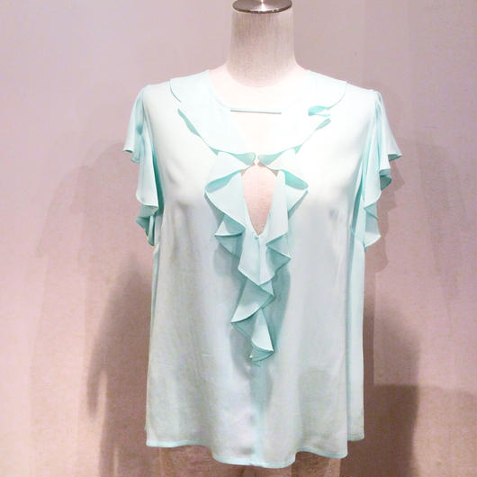 PINKO(ピンコ)  fril blouse 1G136F-6835