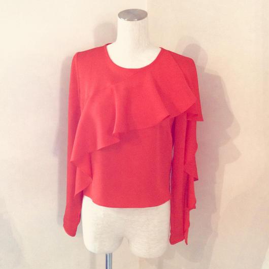 MILLY(ミリー) silk blouse 373-51802-152