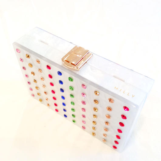 MILLY(ミリー)jewel bag