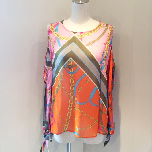 PINKO(ピンコ) Print blouse  1811B131V-6930