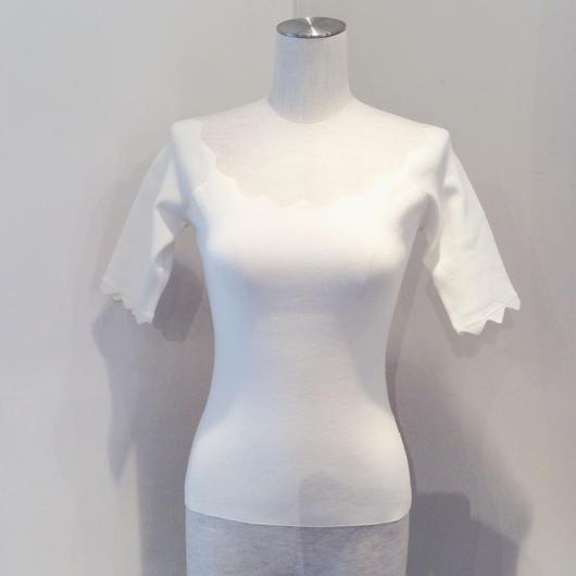 MILLY(ミリー)  off shoulder knit 373-55401-001