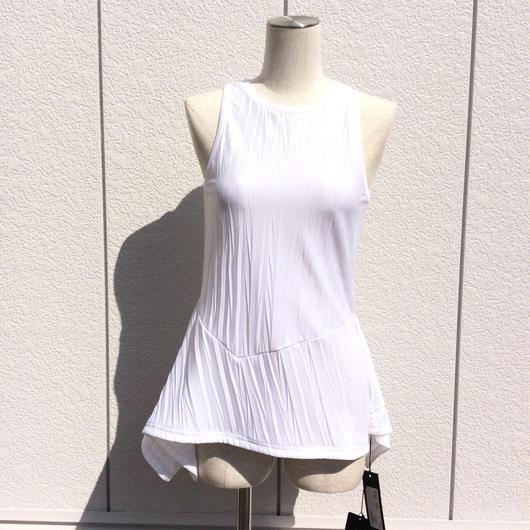 NeIL BarreTT (ニールバレット)white asymmetryTee