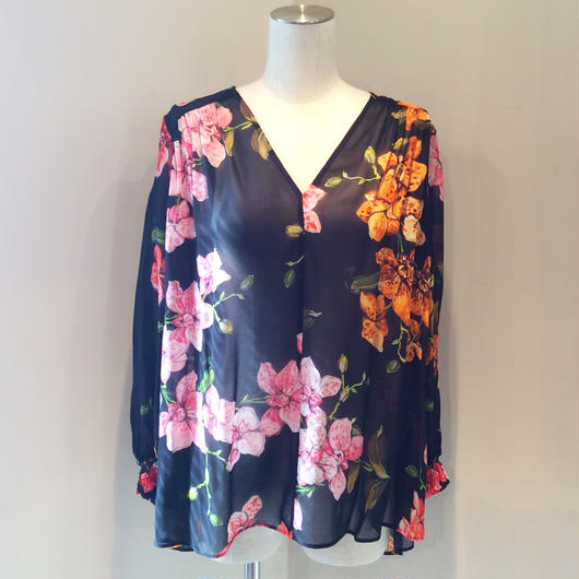 PINKO(ピンコ) Flower print blouse  1811B1311-6933