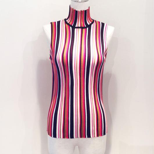 DOROTHEE SCHUMACHER (ドロシーシューマッハ) stripe knit